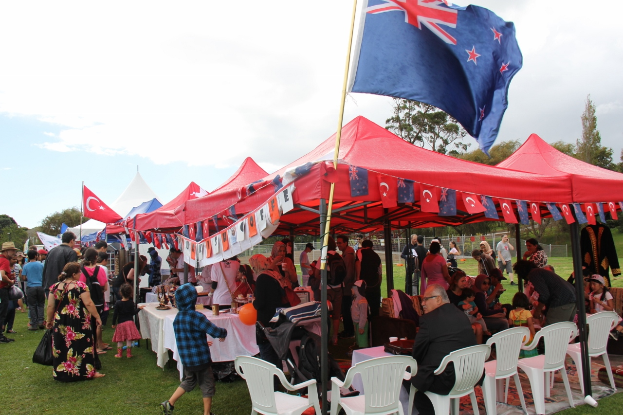 2015 Auckland International Cultural festival