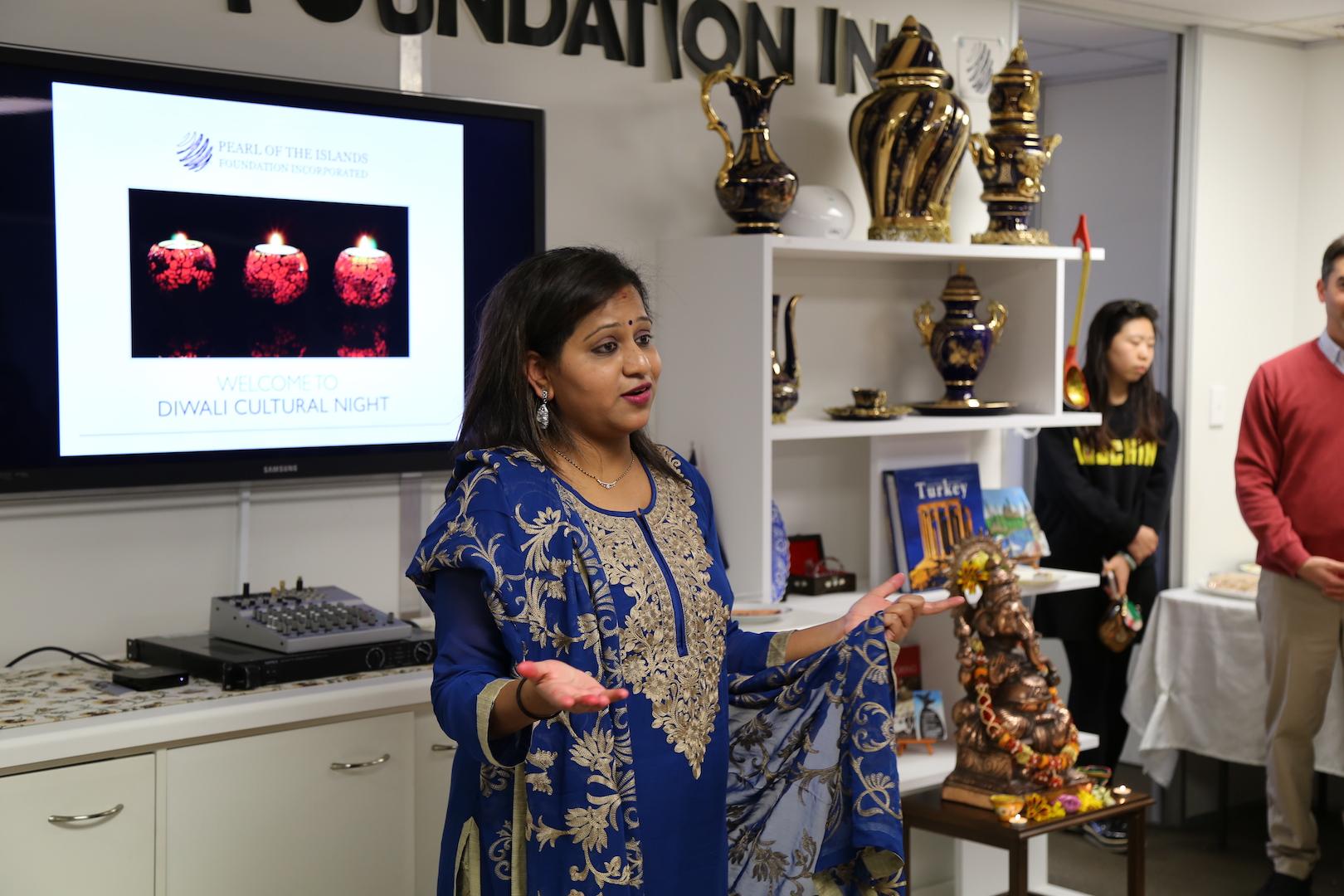 Diwali Cultural Night