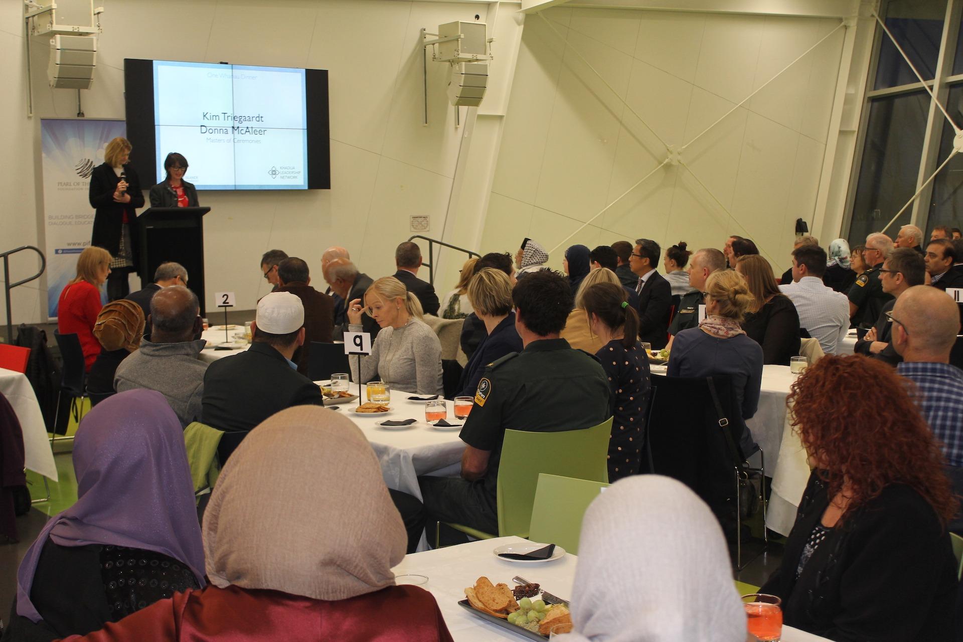 One Whanau Dinner unifies in Christchurch