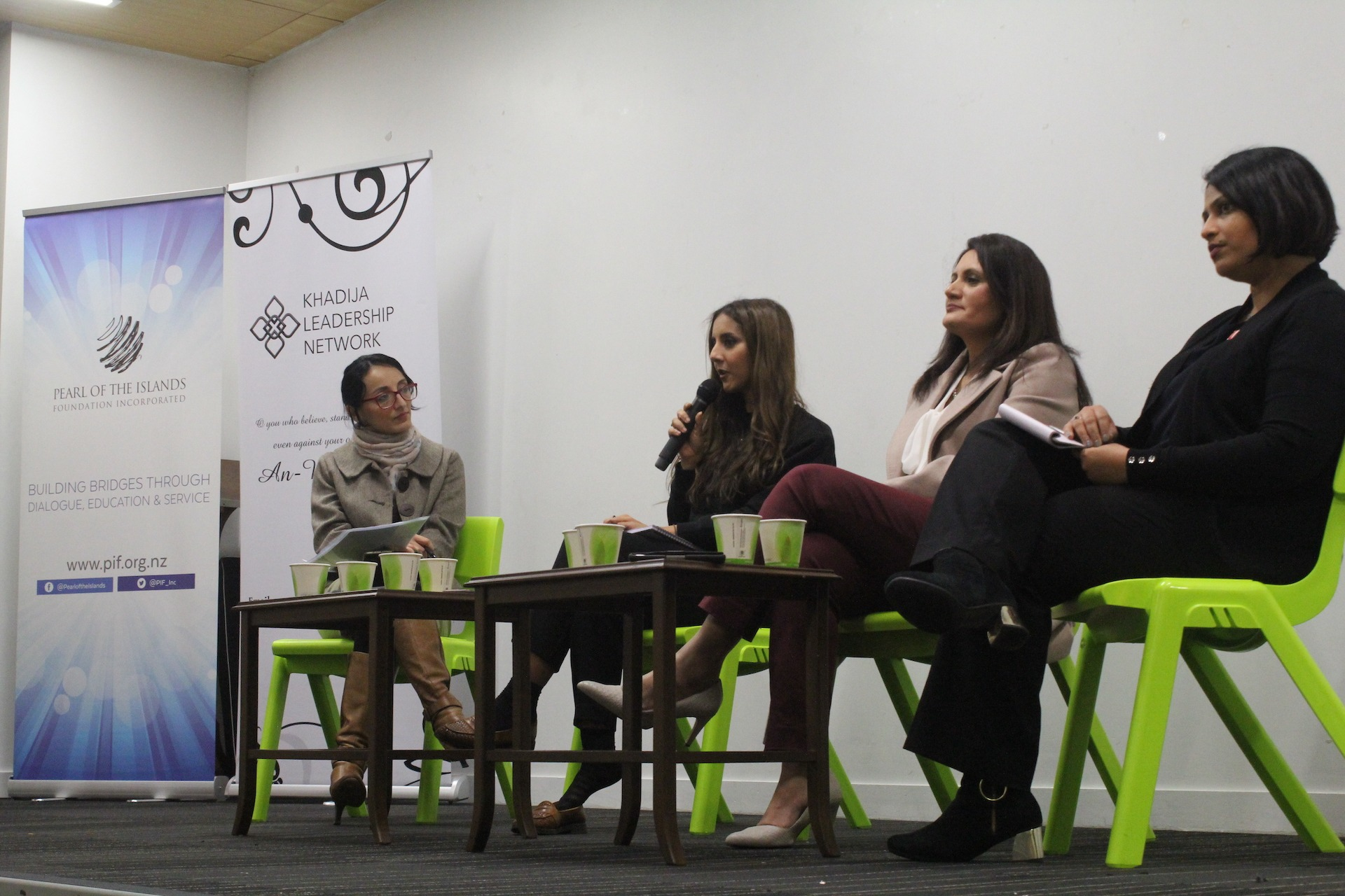 PANEL: Women Leading in Politics: Ways to promote cohesion in Aotearoa